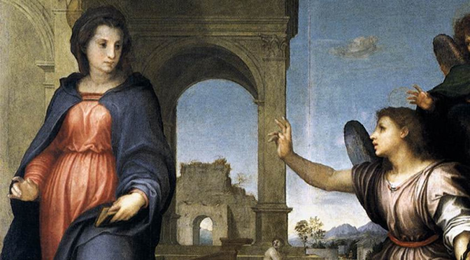 Maria é um mar de graças sobrenaturais