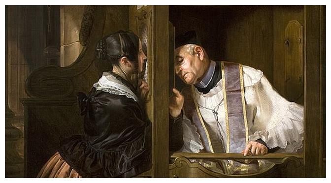 Método de confessar-se bem ajudado pelo patriarca São José