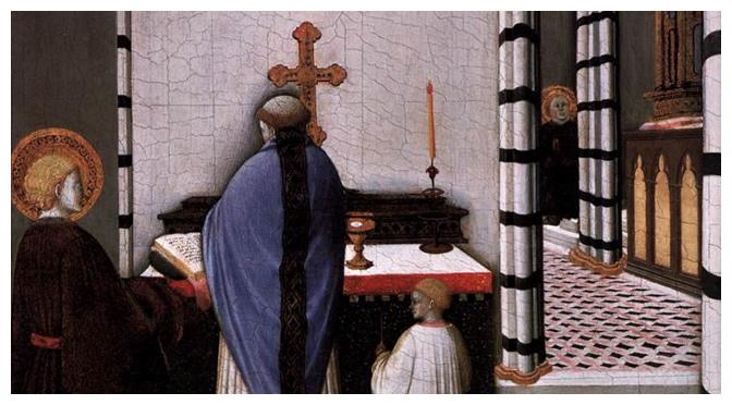 Qual deve ser a frequência do católico no Santo Sacrifício da Missa