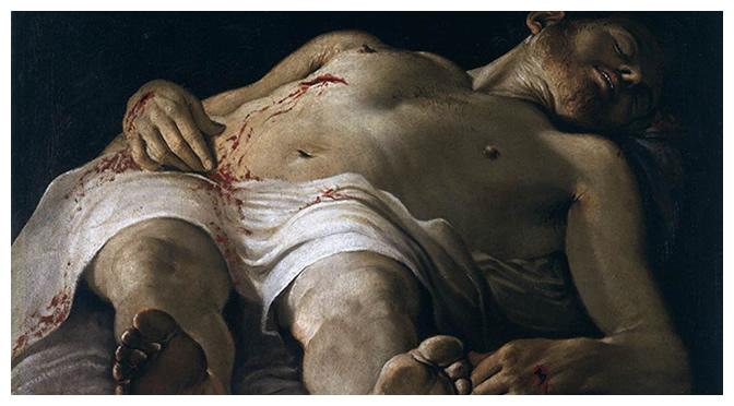 Jesus morreu por nós. Mas, porque teve de morrer?