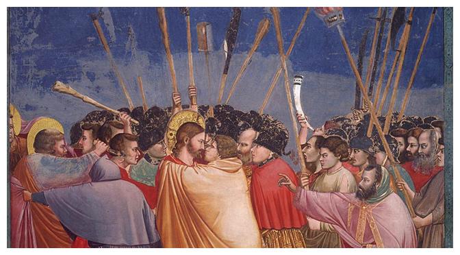 Judas e os pecadores que não querem se emendar