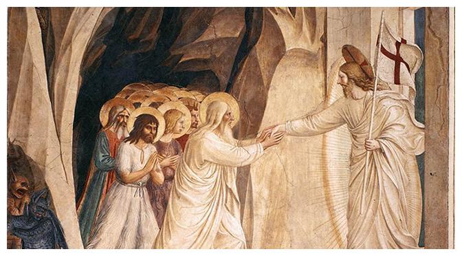Lições do catecismo sobre a morte de Cristo