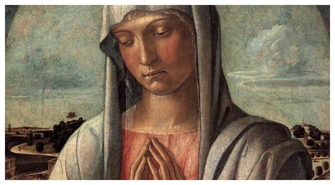 Consagração à Santíssima Virgem