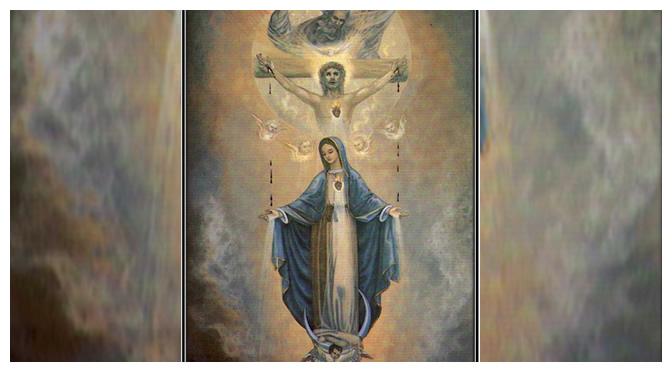 A Igreja nos ensina que Nossa Senhora é Medianeira de Todas as Graças