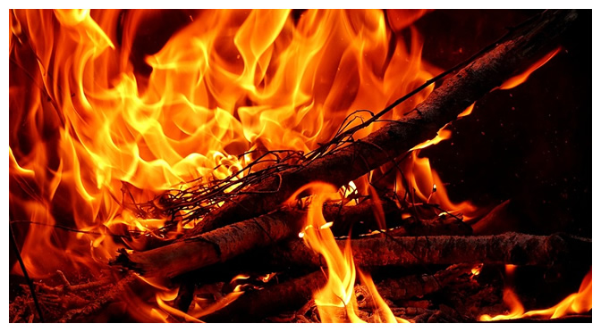 """""""Estou preparando o fogo que me há de queimar"""""""