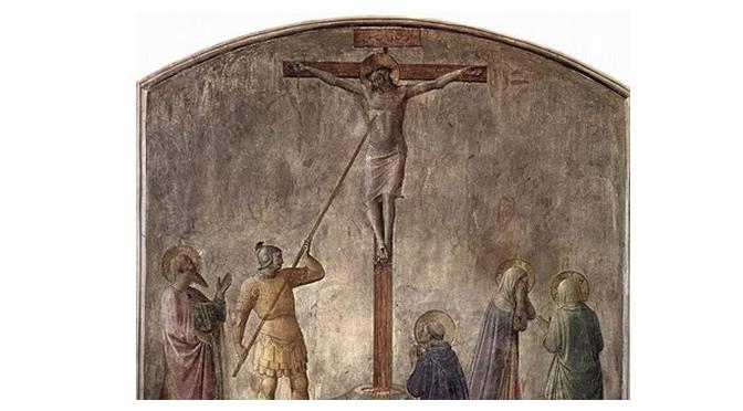 O Sagrado Coração de Jesus teria sido atingido pela lança do soldado?