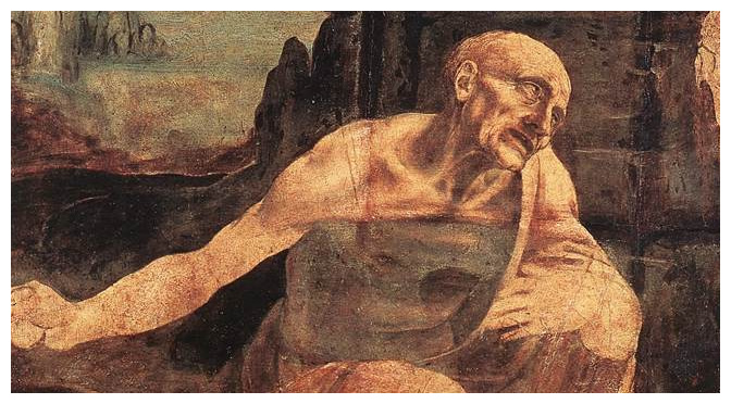 A humildade e os santos
