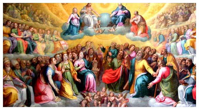 O ensinamento dos santos sobre como é a vida no céu