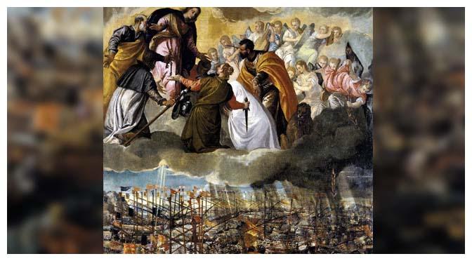 Fatos históricos que comprovam a intervenção de Nossa Senhora em favor da Igreja, quando invocada através do Santo Rosário durante época de grande tribulação