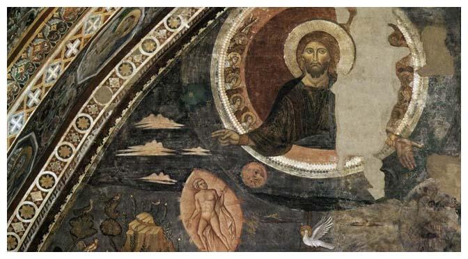 A criação do mundo e do tempo, e que interpretação se deve dar ao descanso de Deus