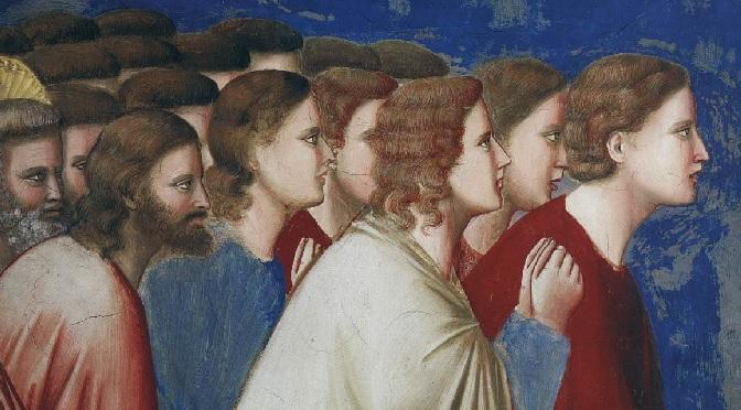 A Missa vai começar – Posturas do fiel durante a celebração